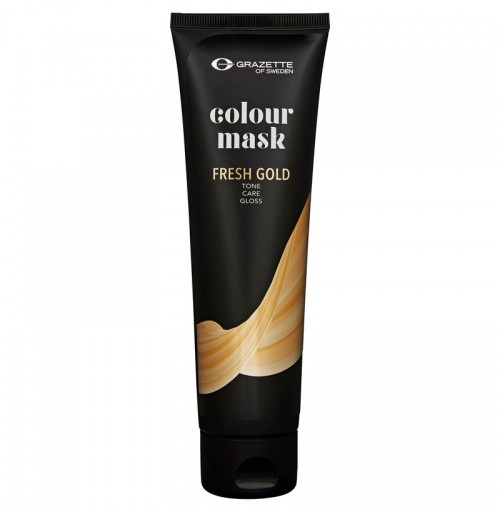 Colour Mask Fresh Gold