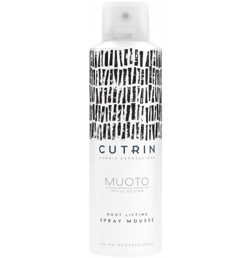 Muoto Root Lifting Spray Mousse
