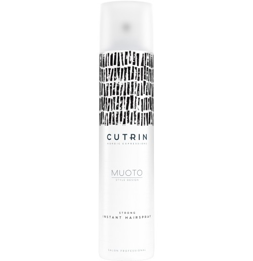 Muoto Strong Instant Hairspray