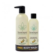 Age Defiance Duo Body Lotion + Body Wash