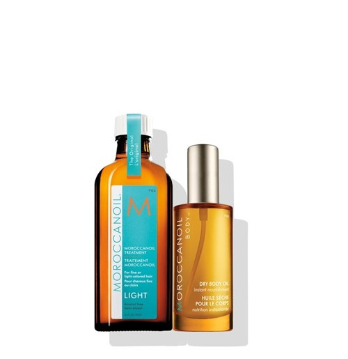 Hair And Body Essentials Light