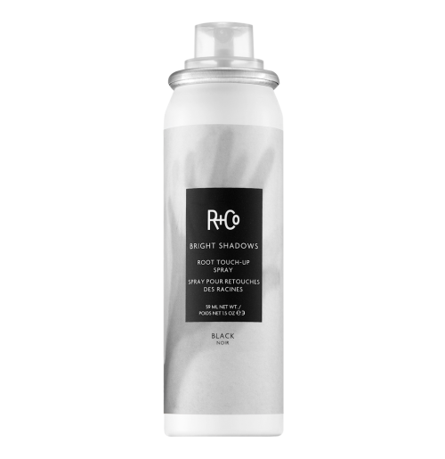 BRIGHT SHADOWS Root Touch-Up Spray Black