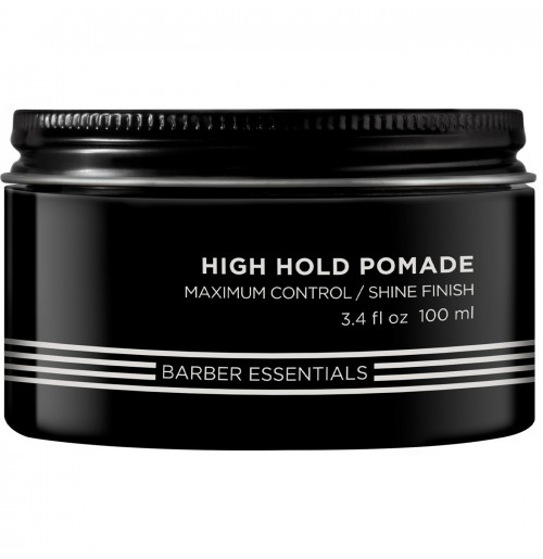 Brews High Hold Pomade