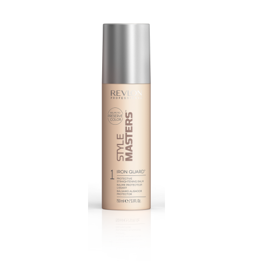 Style Masters Iron Guard Protective Straightening Balm 1