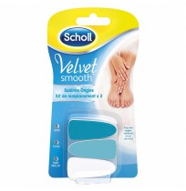 Velvet Smooth Nail Care Refill 3-pack