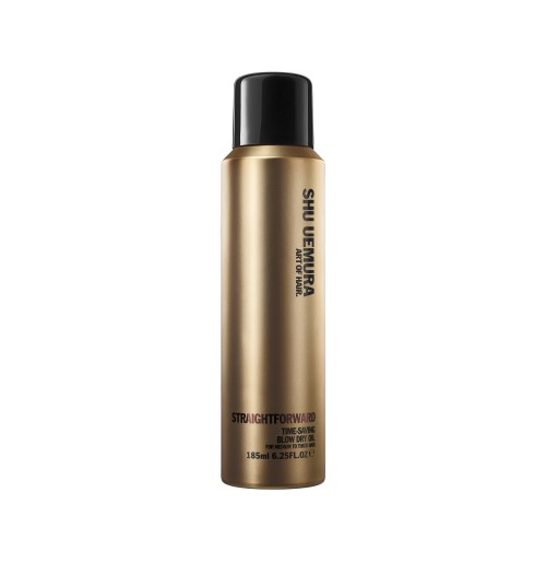 Straight Forward Blow Dry Oil