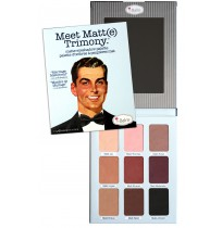 Meet Matt(e) Trimony Eyeshadow Palette