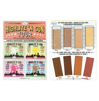 Highlite N Con Tour Palette