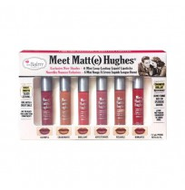 Meet Matt(e) hughes 6 Mini Long-Lasting Liquid Lipsticks Vol 2