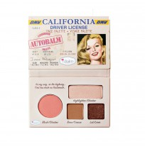 California Autobalm Face Palette