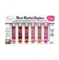 Meet Matt(e) Hughes 6 Mini Long-Lasting Liquid Lipsticks Vol. 3