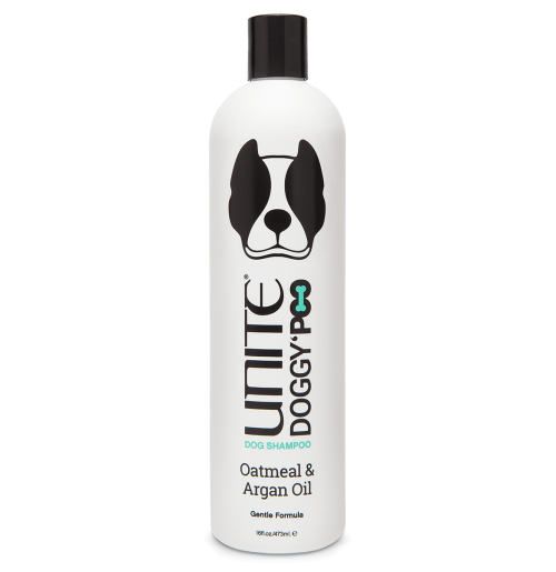 Doggy Poo Dog Shampoo Oatmeal & Argan Oil