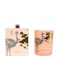 Scented Bird  Collection Pink Sweet Ostrich