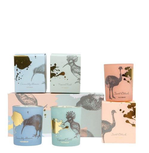 Scented Bird Collection Multibox