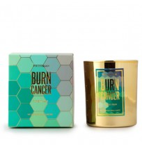 Burn Cancer Doftljus Forest Rain