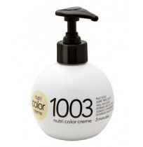 Nutri Color Creme 1003 Pale Gold