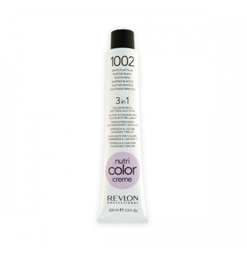 Nutri Color Creme 1002 White Platinum