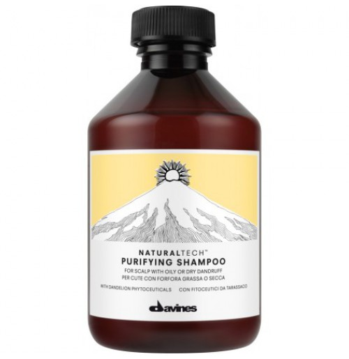 Natural Tech Purifying shampoo