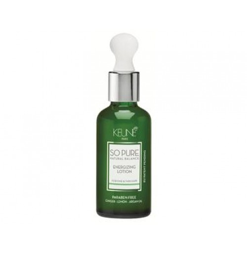 So Pure Energizing Lotion Hairgrowth