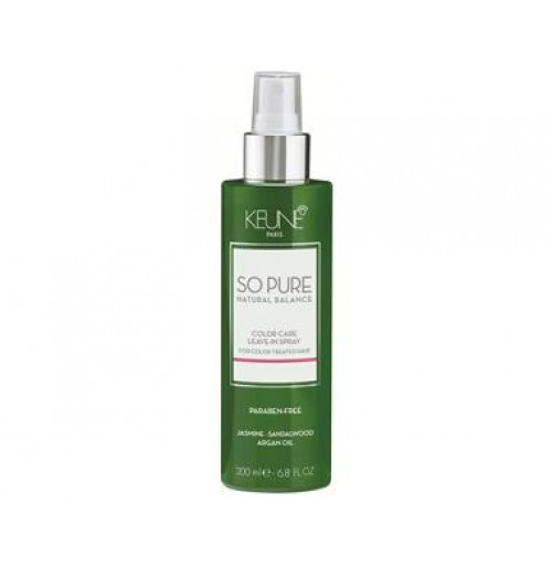 So Pure Color Care Leave-in Spray